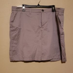 Croft and Barrow Gray skort